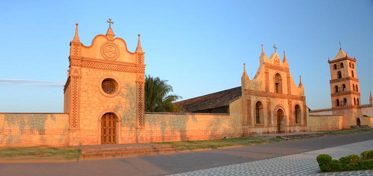 Les missions jésuites