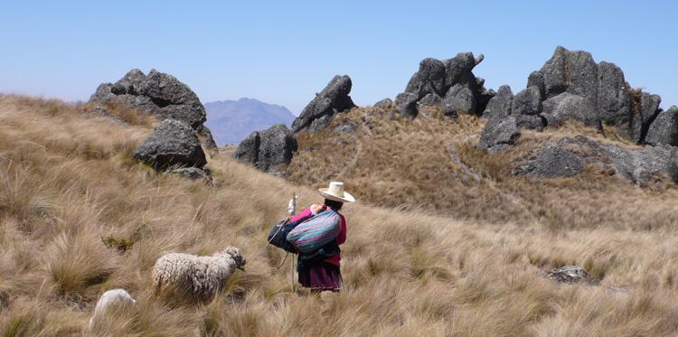 Le nord du Pérou, nouvel eldorado des trekeurs