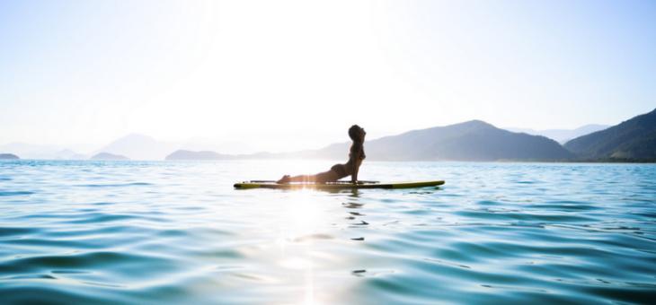 Surf et yoga, un programme tout en équilibre