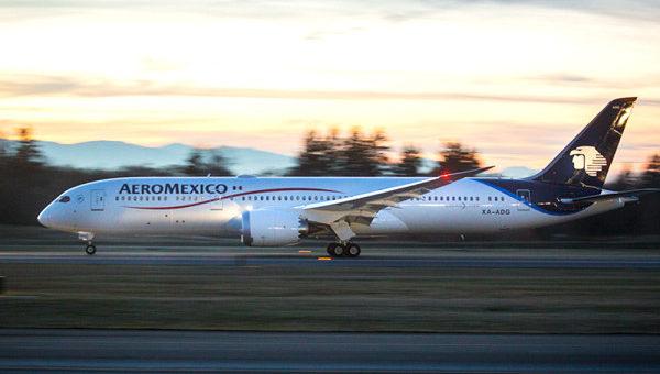 Aeromexico : deux nouvelles lignes dès novembre 2018