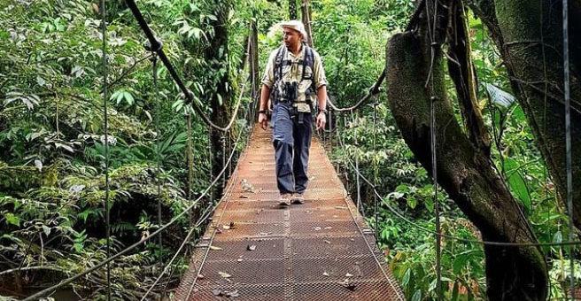 Marcos Pitti, guide au Costa Rica : Le voyage en partage