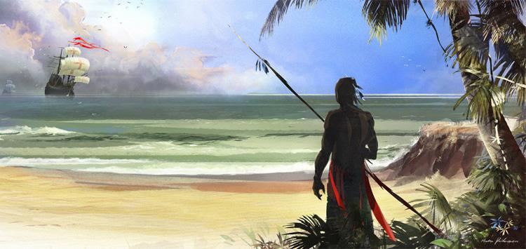 Des civilisations precolombiennes à la conquête  et la colonisation de l'Amérique Latine