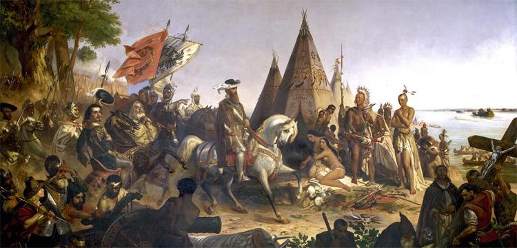 Colonisation espagnole – chapitre 2