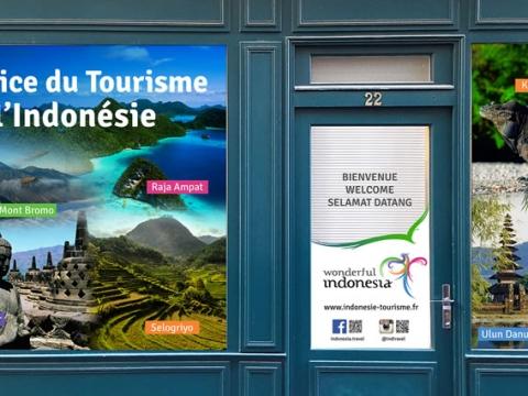 Indon sie ouverture de l office national du tourisme - Office national du tourisme luxembourg ...