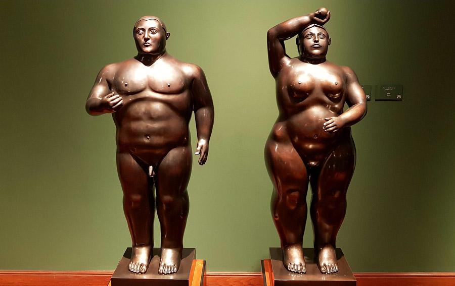 Museo Botero de Bogota - Claudia Terrade