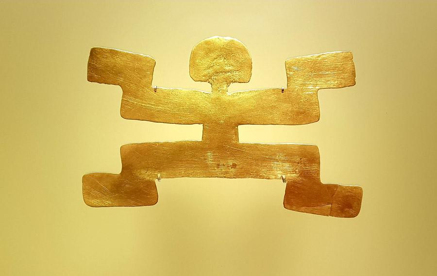 Museo del Oro - Claudia Terrade