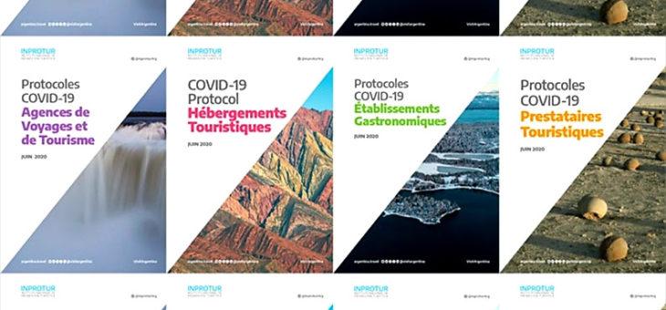 Les protocoles covid-19 pour le secteur du tourisme en Argentine