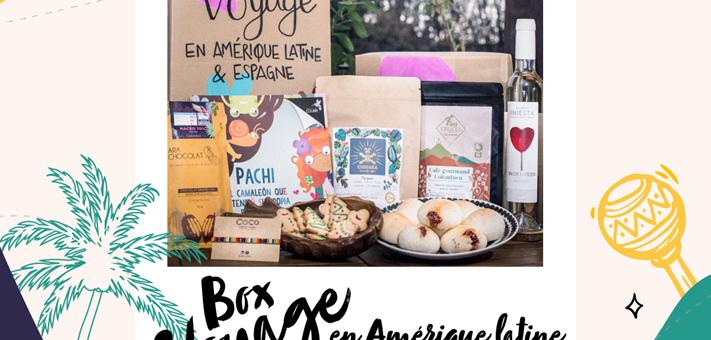 Box Noël Amérique Latine & Espagne